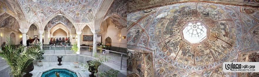 مطالعات معماری مشهد