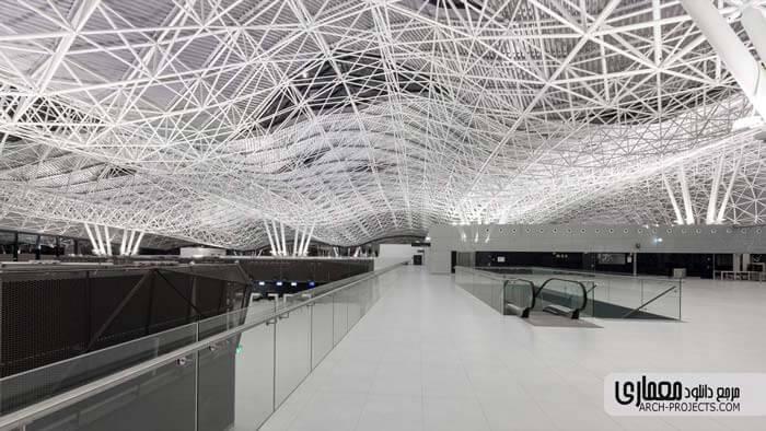 دکوراسیون داخلی فرودگاه