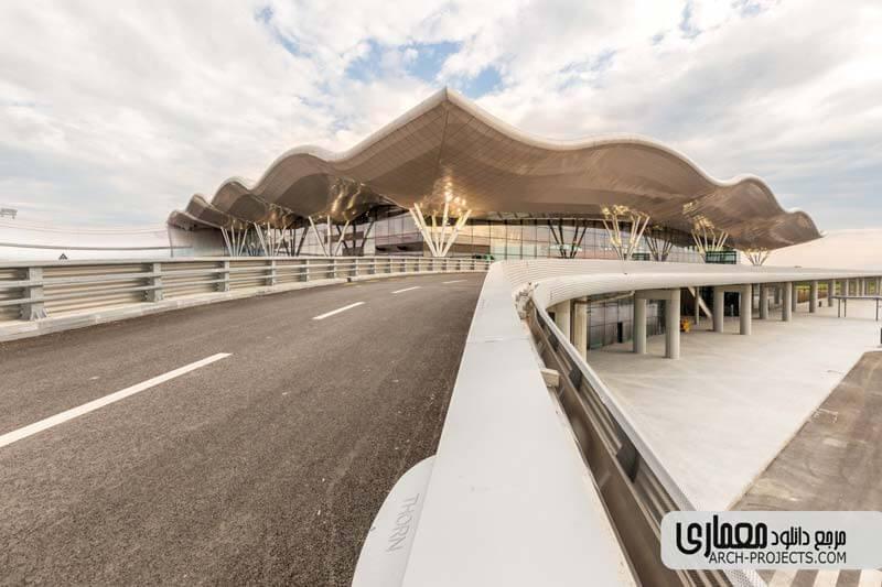 نمونه موردی فرودگاه خارجی