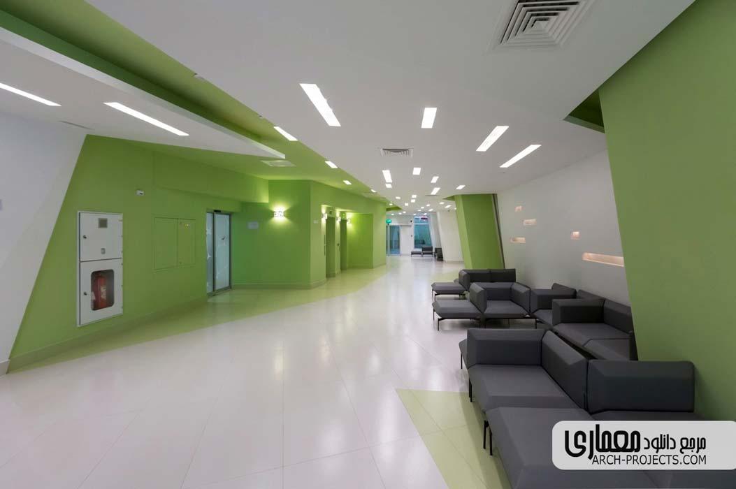 طراح بیمارستان پارس