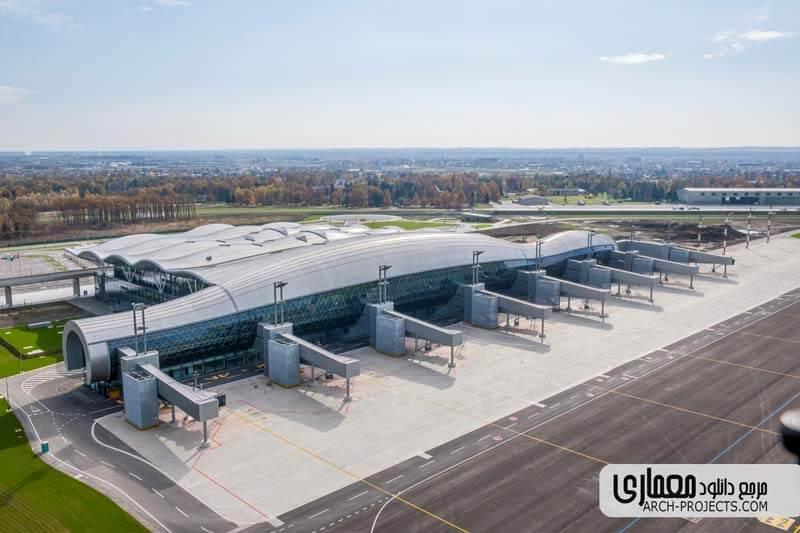 نمونه موردی فرودگاه