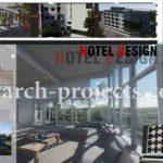 دانلود پروژه طراحی هتل