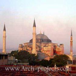پاورپوینت معماری بیزانس-روم شرقی