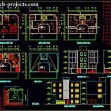 دانلود رایگان نقشه ساختمان مسکونی