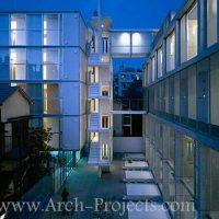 دانلود پاورپوینت نانو در معماری