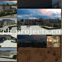 دانلود پروژه بیمارستان