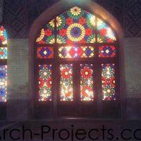 معماری یزد