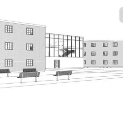 دانلود پروژه دانشگاه با سه بعدی