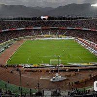 نمونه موردی استادیوم داخلی