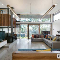 طراحی زیبای خانه مسکونی Trail