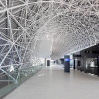معماری داخلی فرودگاه