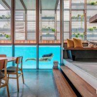 طراحی خانه مسکونی در شمال Bondi