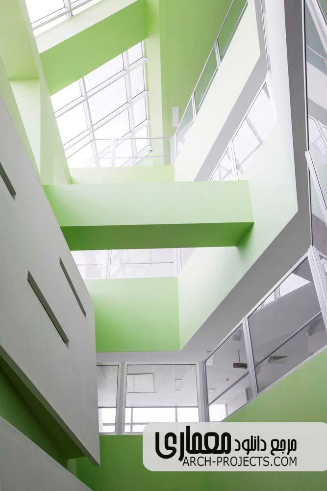 معماری بیمارستان