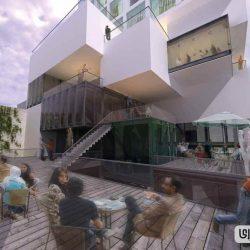 طراحی هتل کسب و کار تهران