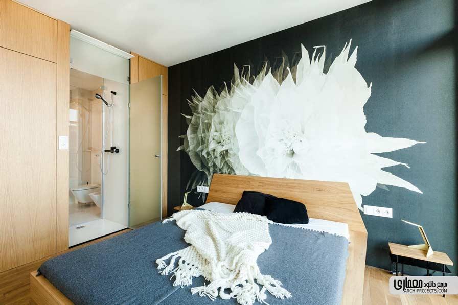 طراحی اتاف خواب