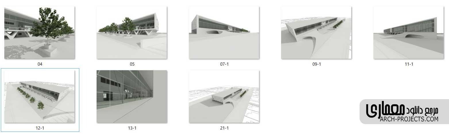 سه بعدی معماری