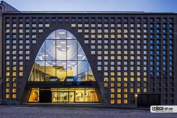 کتابخانه مرکزی دانشگاه هلسینکی