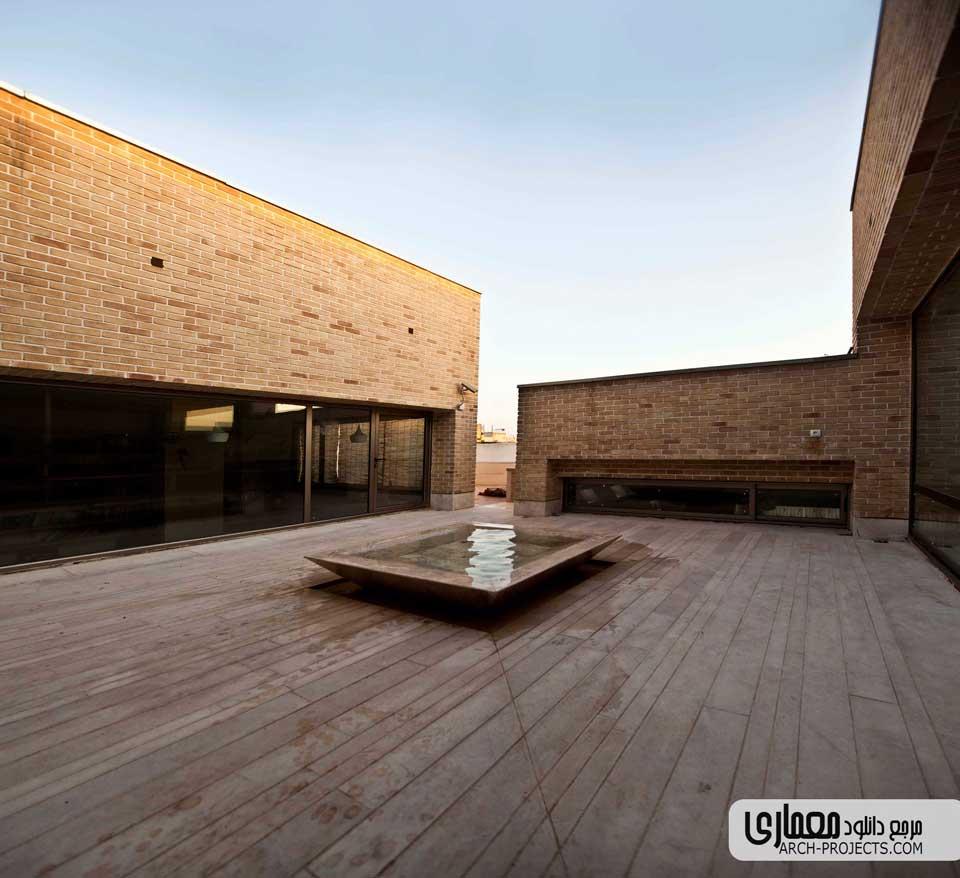 پروژه خانه شماره هفت
