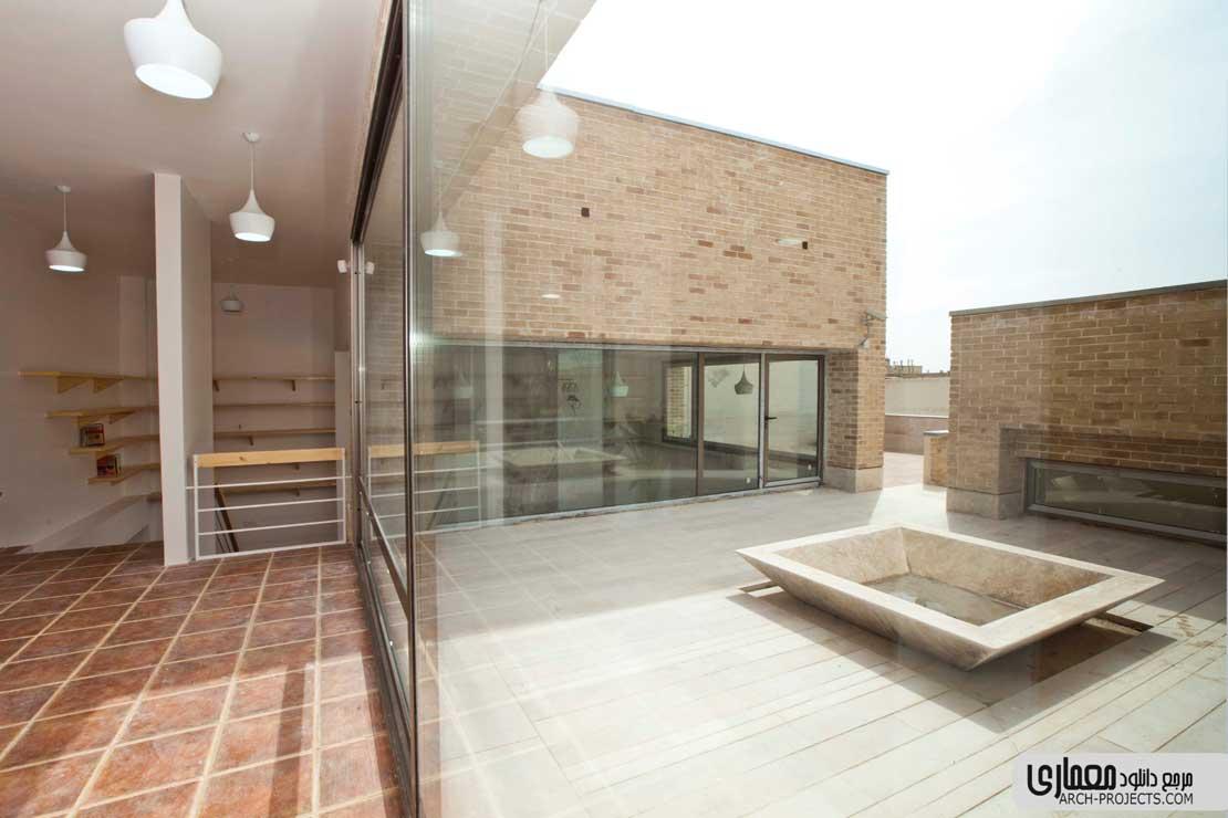معماری خانه شماره هفت