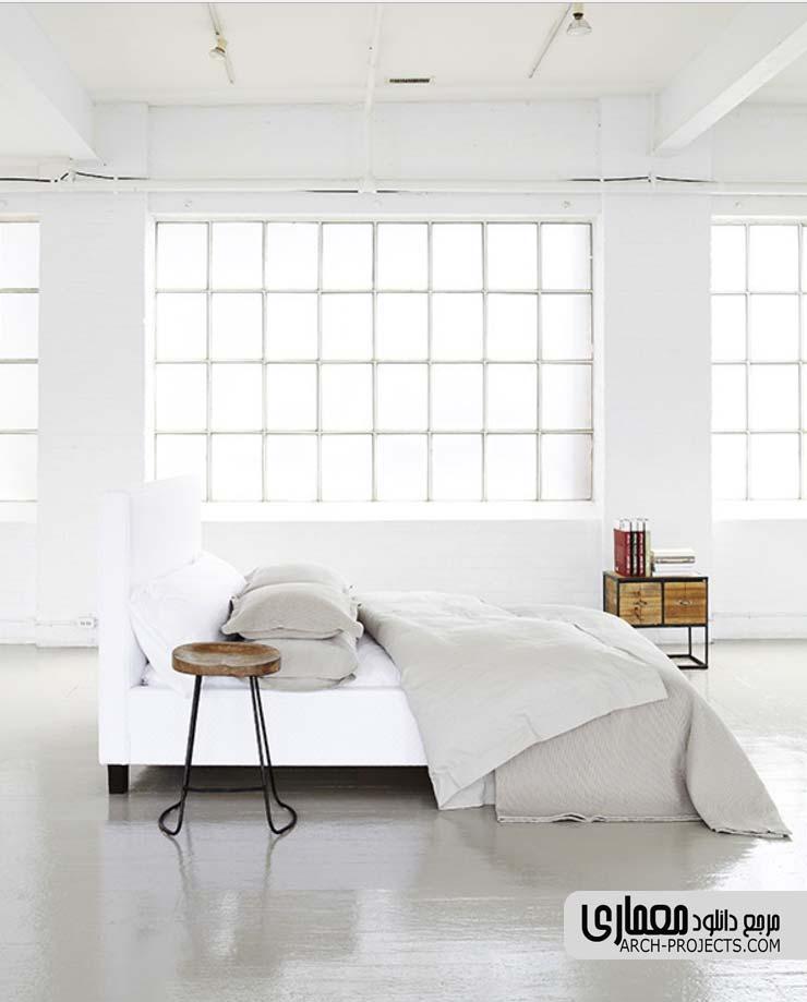 ساخت اتاق خواب عالی تابستانی