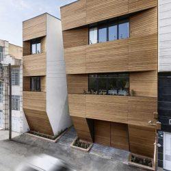 طراحی خانه افشاریان