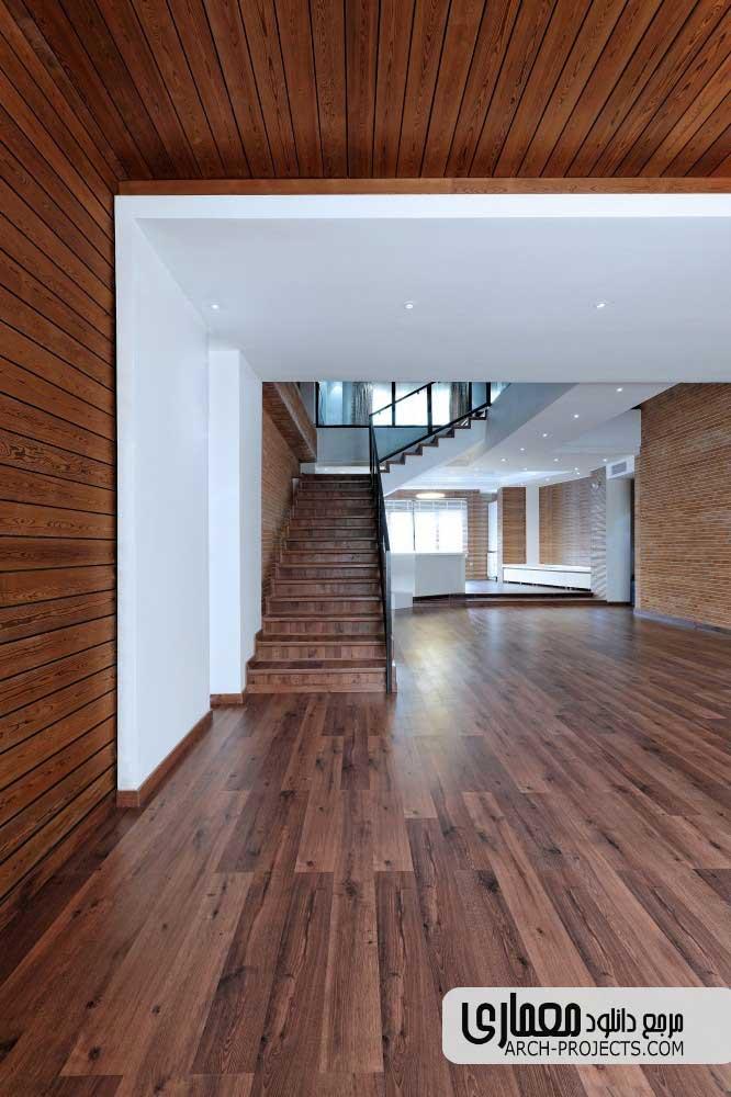 طراحی داخلی خانه افشاریان