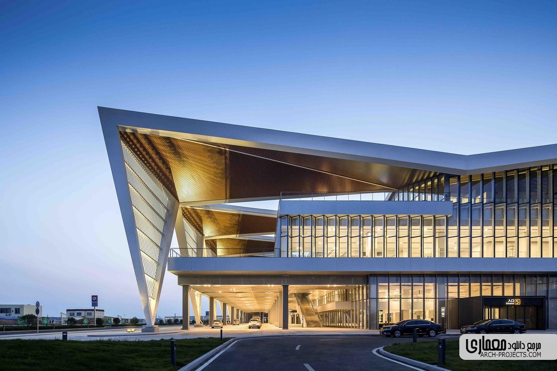 معماری ترمینال