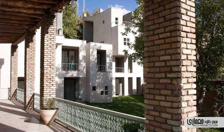 طراحی خانه سالمندان خوانسار