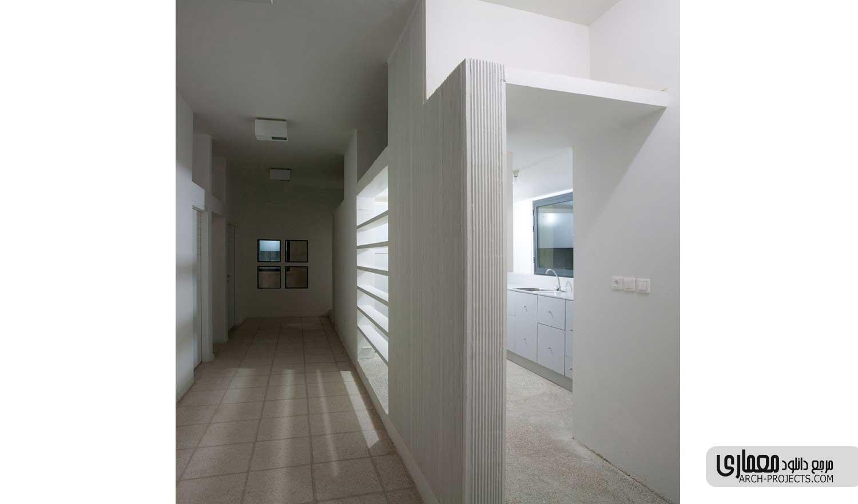 طراحی داخلی خانه سالمندان