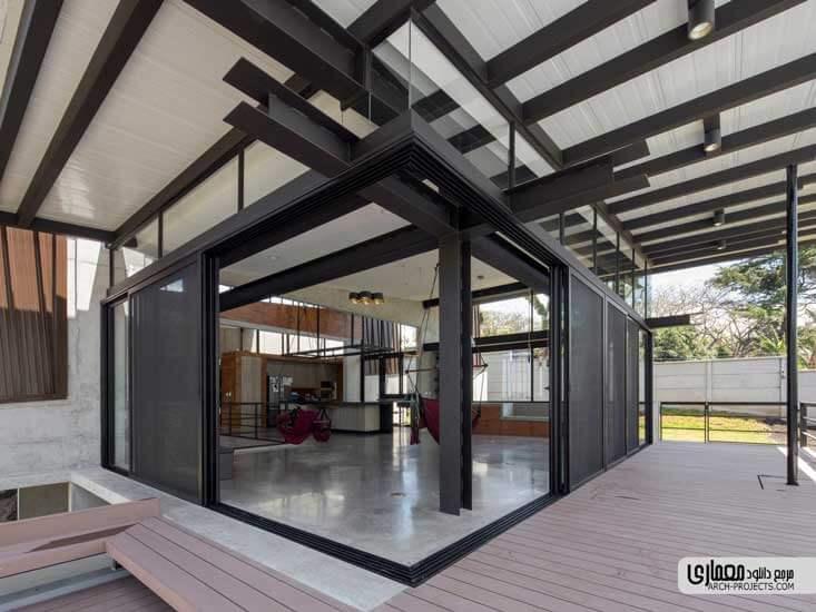 طراحی خانه مسکونی
