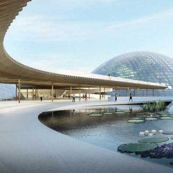 دانلود پایان نامه و پلان باغ موزه