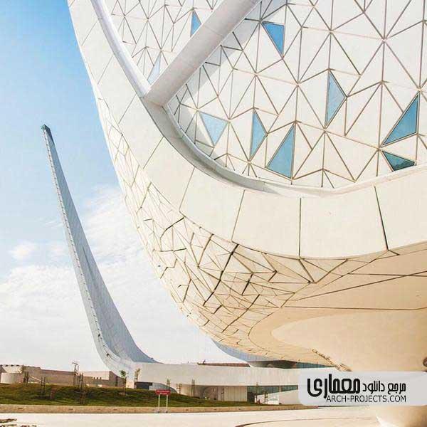 ایده طراحی مسجد