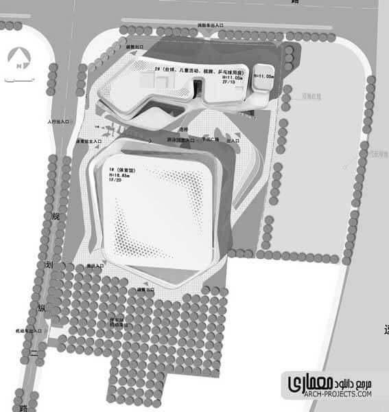 طراحی پارک ورزشی