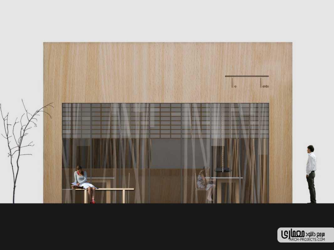ایده طراحی قهوه خانه