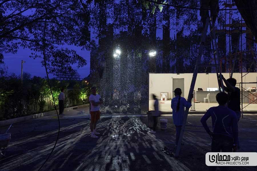 طراحی موزه هنرهای معاصر MAIIAM