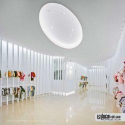 ایده طراحی فروشگاه لباس کودکان