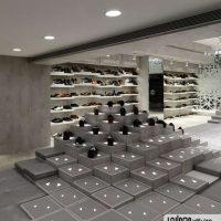 طراحی فروشگاه کفش