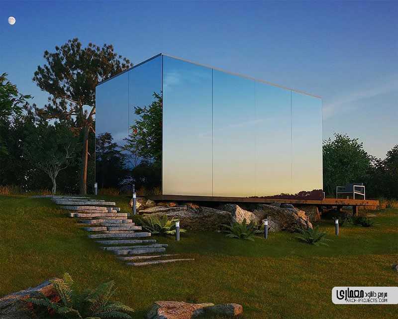 طراحی خانه مدولار OOD