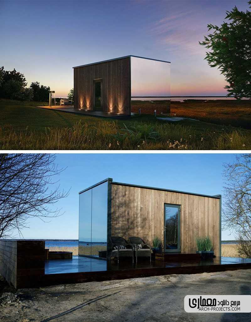 طراحی خانه مدولار
