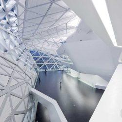 طراحی خانه اپرای گوانژو