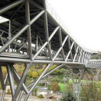 معماری پل طبیعت