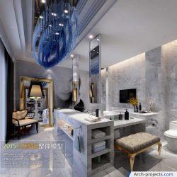 دانلود آبجکت حمام