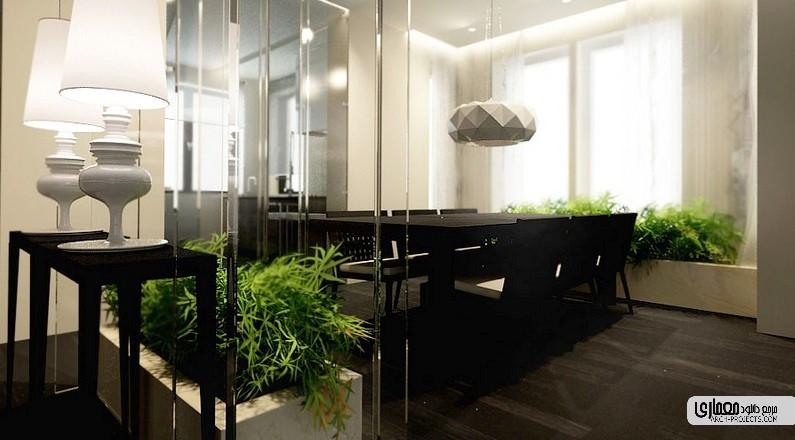 طرحهای جدید از طراحی داخلی خنثی