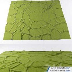 دانلود مدل سه بعدی فرش