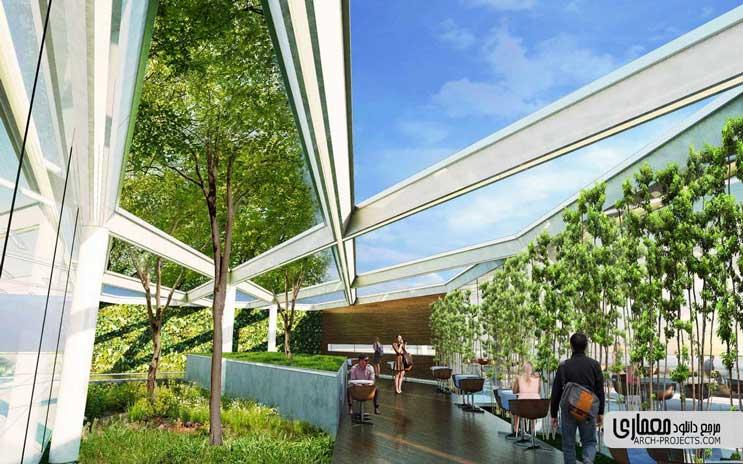 طراحی هتل Wenling Sheraton