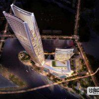 معماری هتل Wenling Sheraton