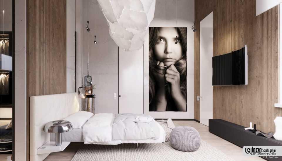 استفاده از طعم هنر برای جان دادن به محیط اتاق