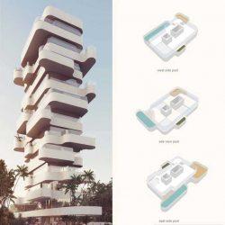 طراحی آپارتمان لوکس Limassol