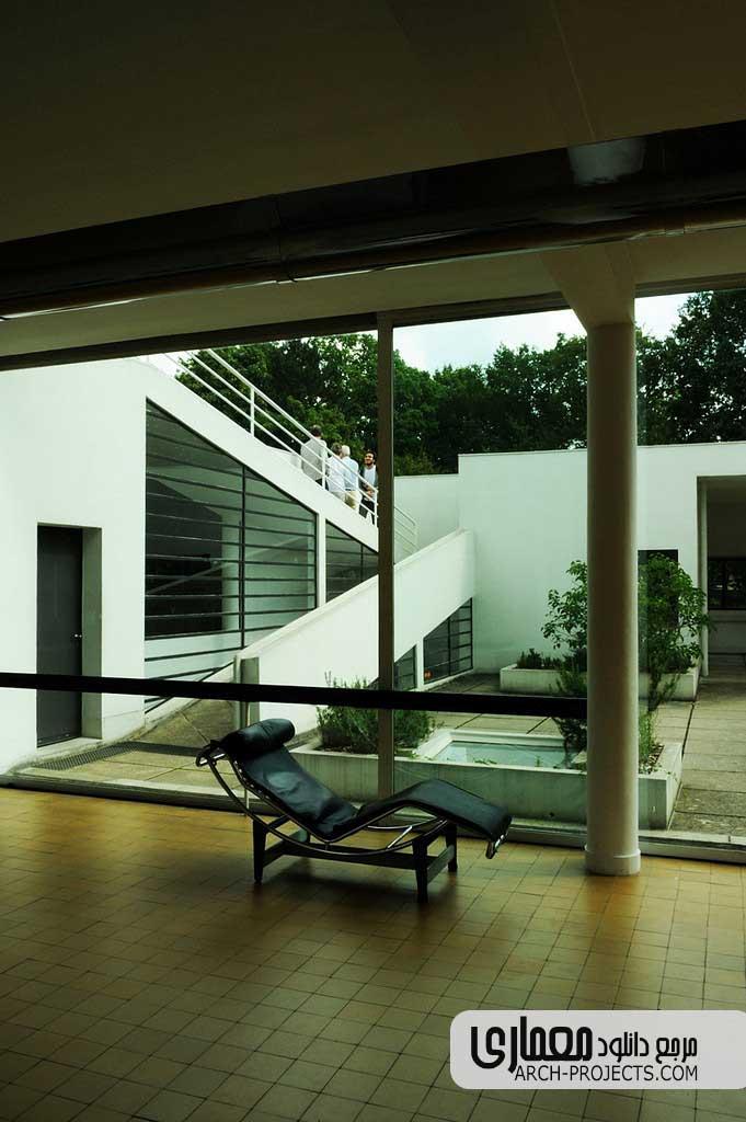 معماری ویلا ساوا