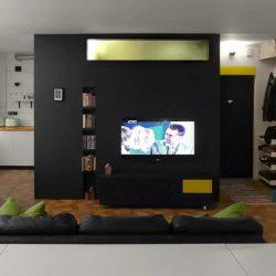 طراحی خانه کمتر از 50 متر مربع